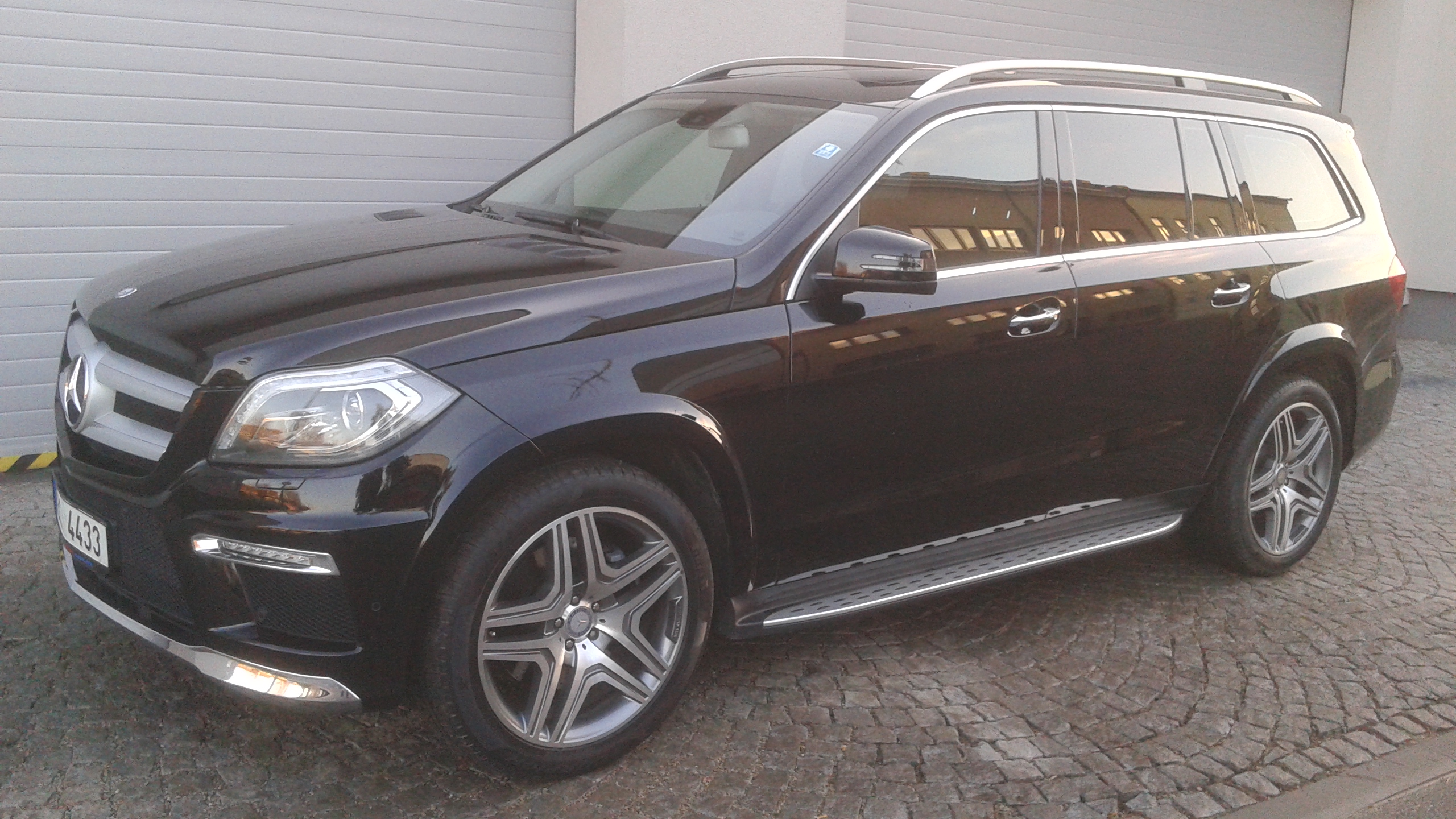 Mercedes benz gl 350 bluetec 4matic for Mercedes benz gl 350 bluetec