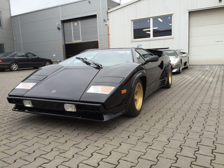 Lamborghini Countach 5000 Qv Importcar Cz