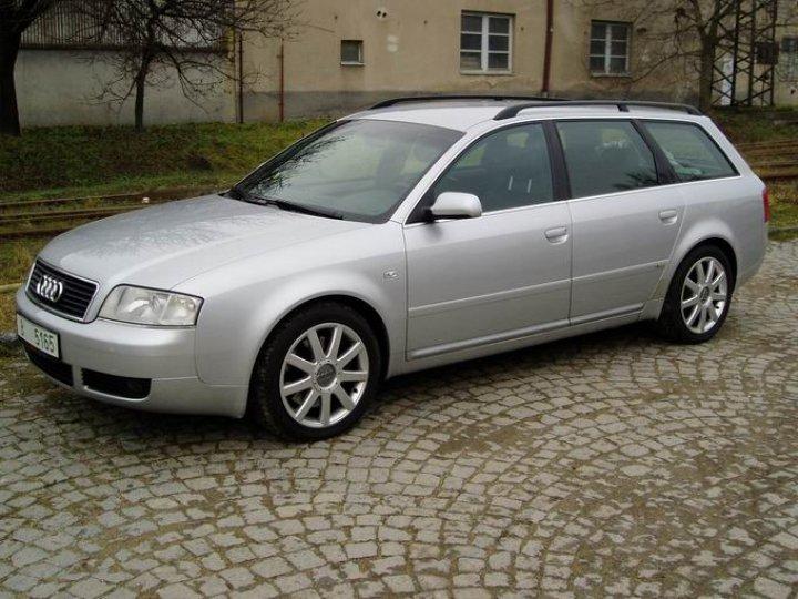 Audi A6 Avant 2 5tdi Quattro S Line Importcar Cz
