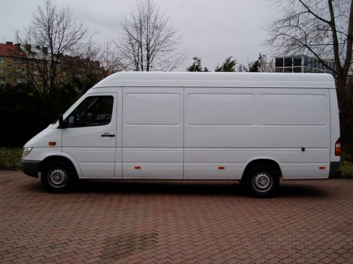 Mercedes Benz Sprinter- Maxi 313 Cdi - 2