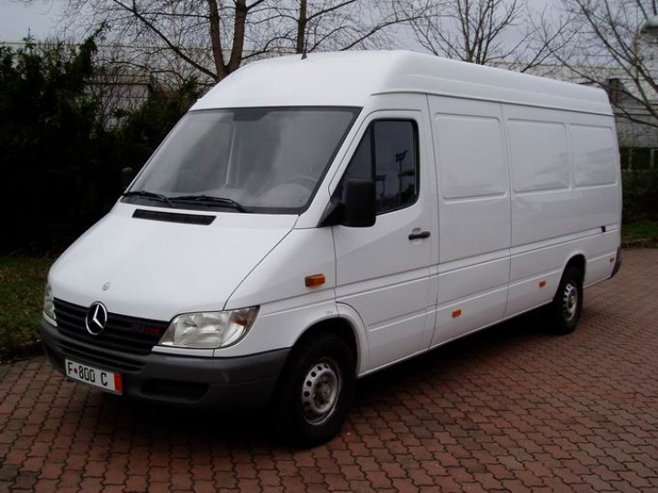 Mercedes Benz Sprinter- Maxi 313 Cdi - 1