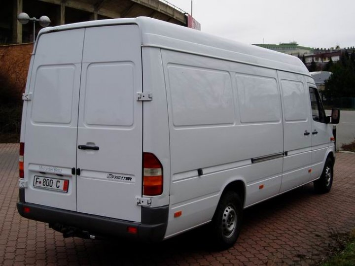 Mercedes Benz Sprinter- Maxi 313 Cdi - 3