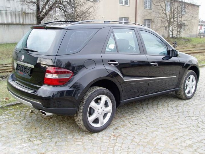 Mercedes Benz ML 320CDi - Sport paket - 5