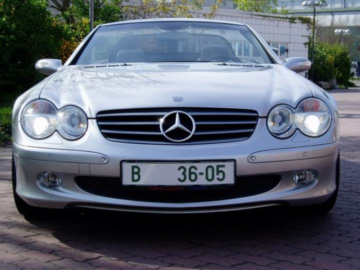 Mercedes Benz SL 350 - 2