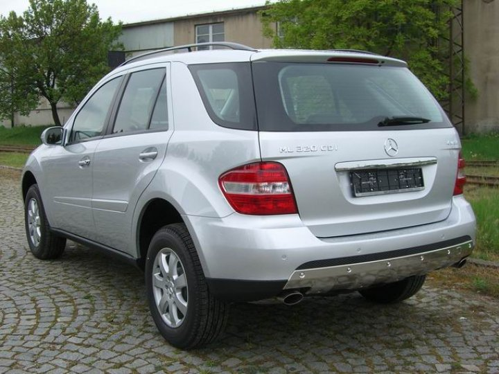 Mercedes Benz ML 320CDi - 2