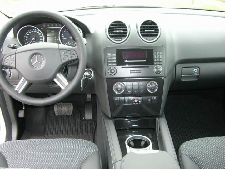 Mercedes Benz ML 320CDi - 4