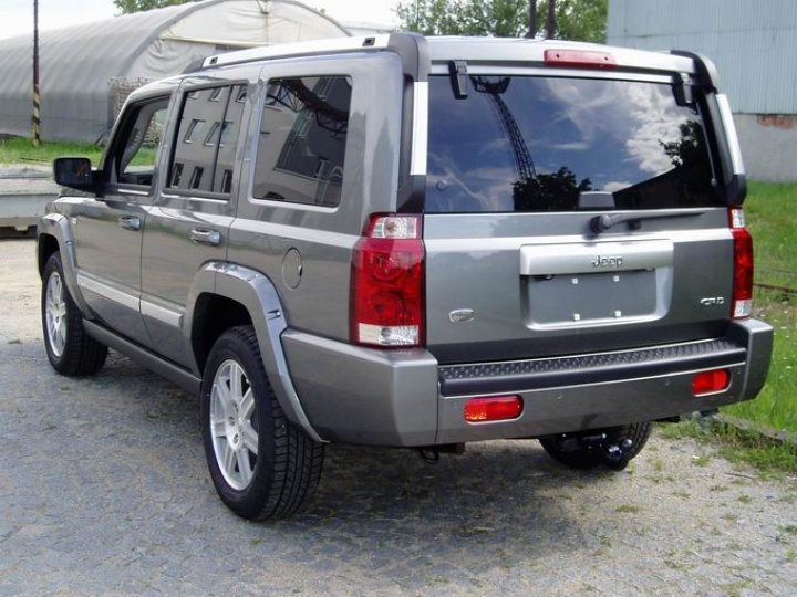 Jeep Commander Overland CRD - 3