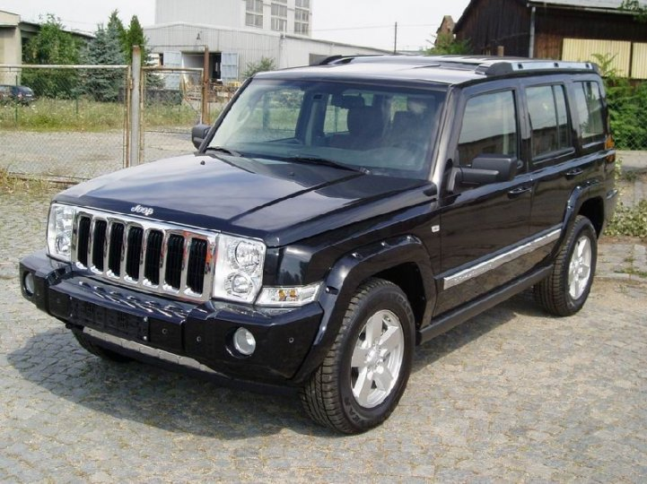 Jeep Commander Limited CRDi - 1