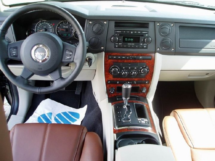 Jeep Commander Limited CRDi - 5