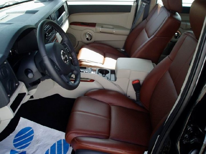 Jeep Commander Limited CRDi - 4