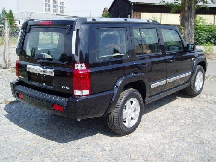 Jeep Commander Limited CRDi - 3