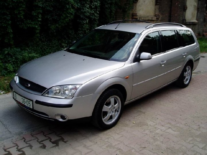 Ford Mondeo 2.0tdci-85kw -trend - 1