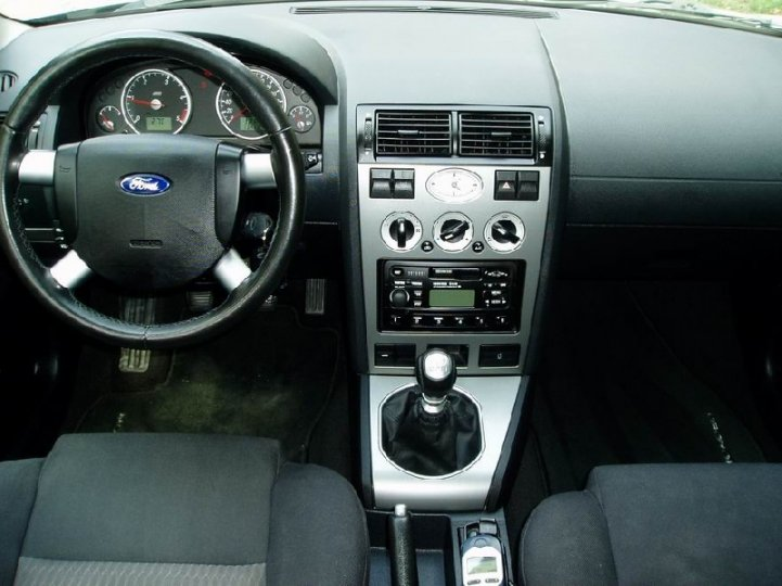 Ford Mondeo 2.0tdci-85kw -trend - 4