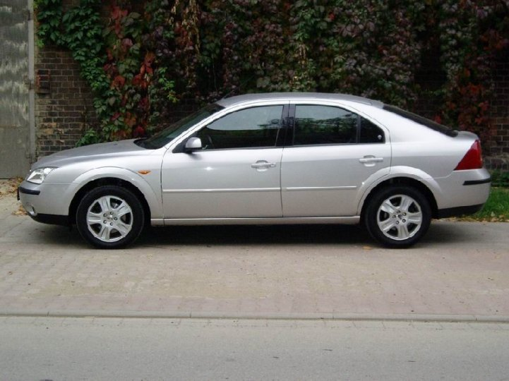 Ford Mondeo 2.0tdci-96kw -GHIA - 2