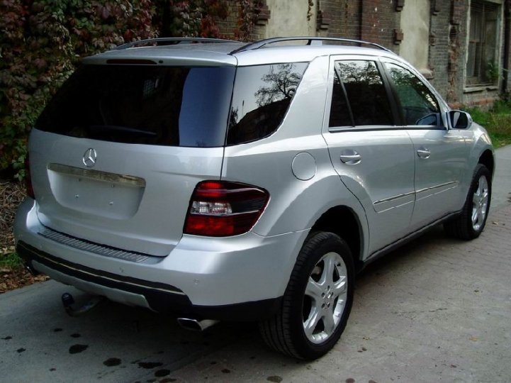 Mercedes Benz ML 320CDi - Sport paket - 3