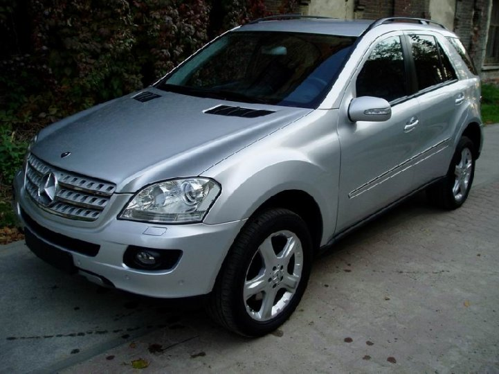Mercedes Benz ML 320CDi - Sport paket - 1