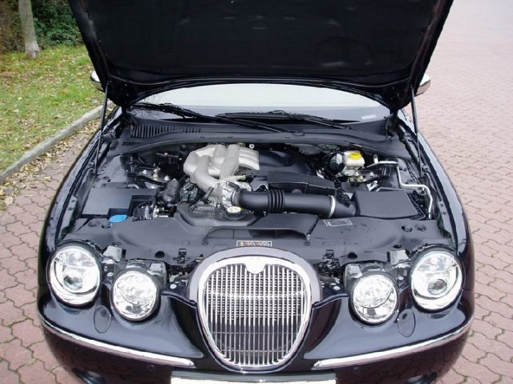 Jaguar S-type 3.0V6 - 4