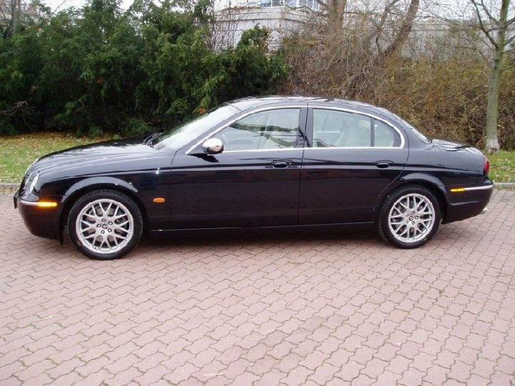 Jaguar S-type 3.0V6 - 2