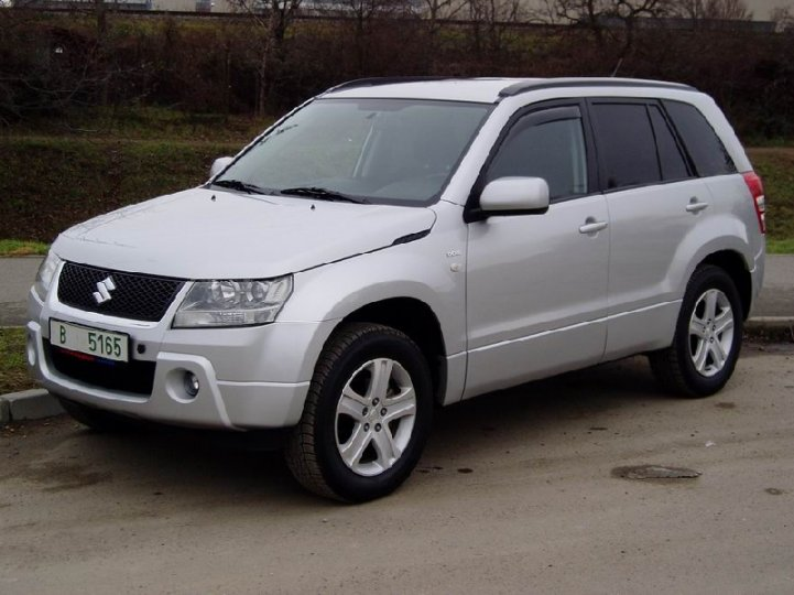 Suzuki Grand Vitara 1.9DiD - 1