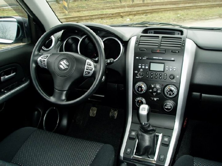 Suzuki Grand Vitara 1.9DiD - 5