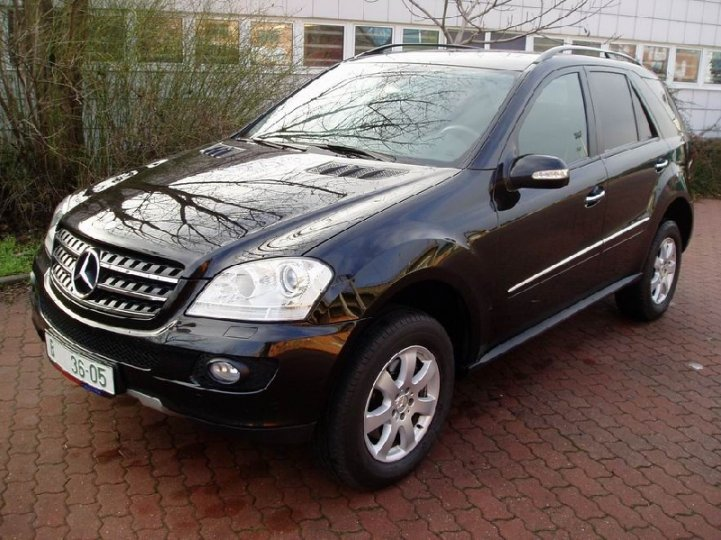 Mercedes Benz ML 320CDi - 1