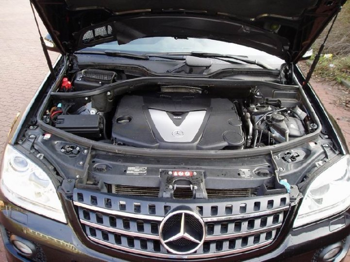 Mercedes Benz ML 320CDi - 5