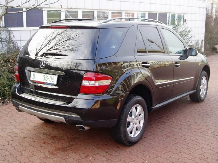 Mercedes Benz ML 320CDi - 3