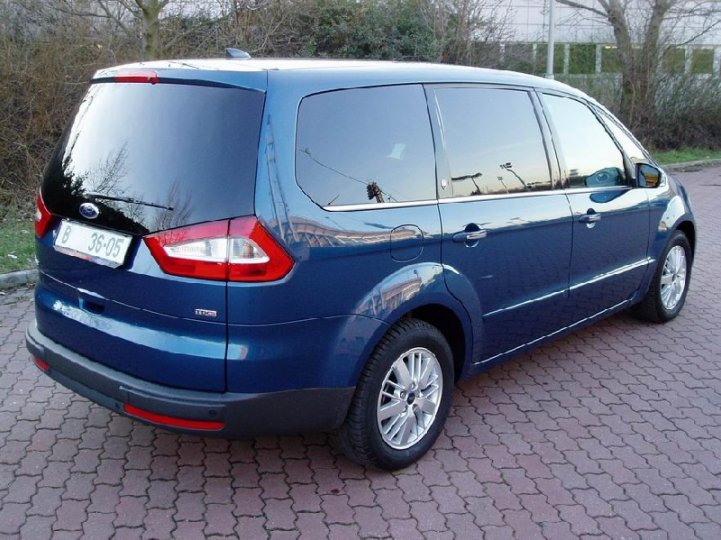 Ford Galaxy 2.0tdi-Ghia - 2