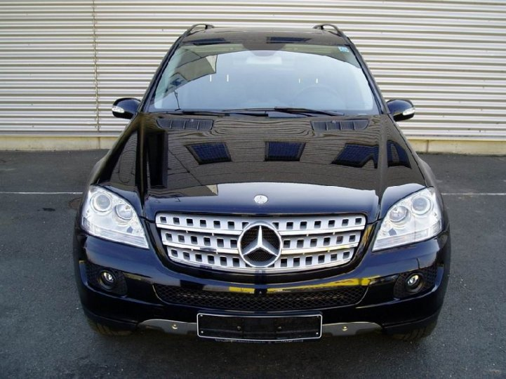 Mercedes Benz ML 320CDi - Sport paket - 4