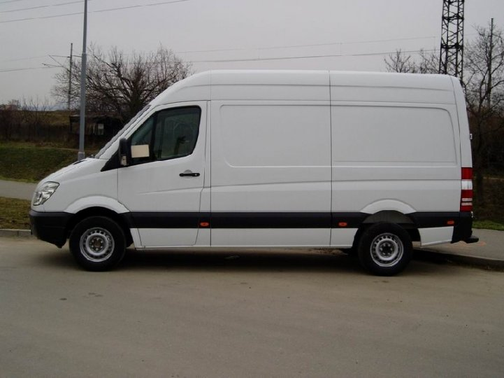 Mercedes Benz Sprinter- 318Cdi - 2