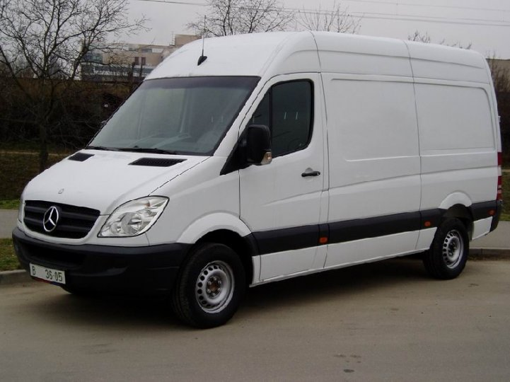 Mercedes Benz Sprinter- 318Cdi - 1