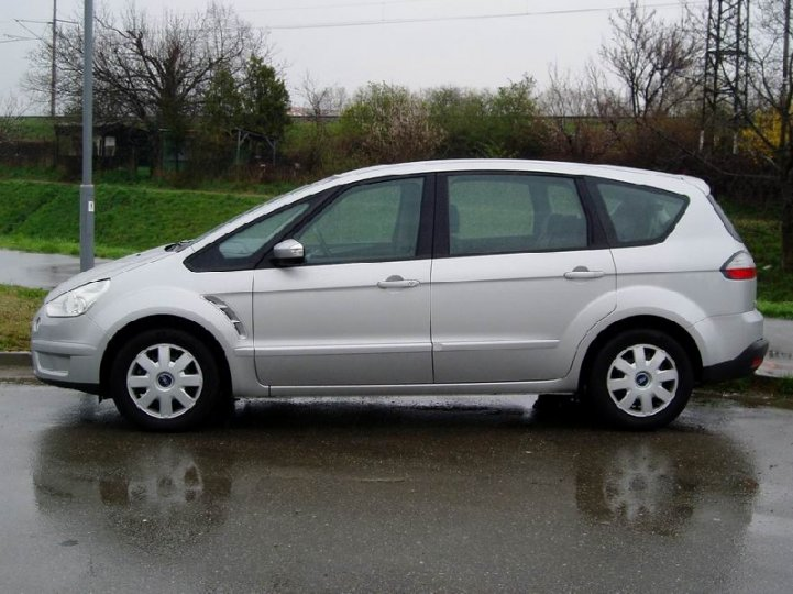 Ford S-Max 2.0Tdci - 2