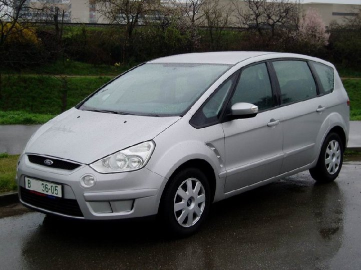 Ford S-Max 2.0Tdci - 1