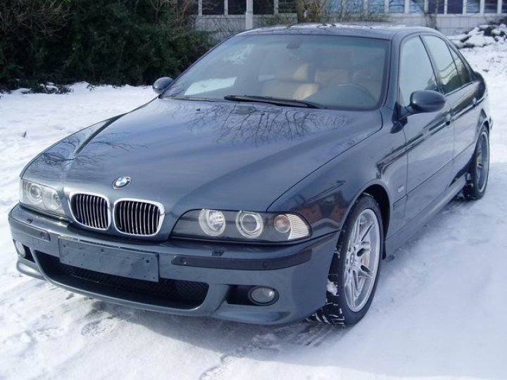 BMW M5-400PS - 1