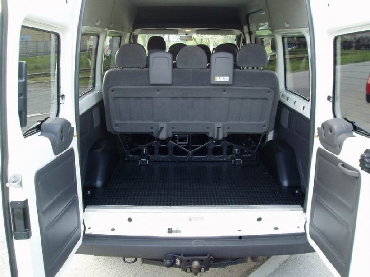Ford Transit FT350 - 5
