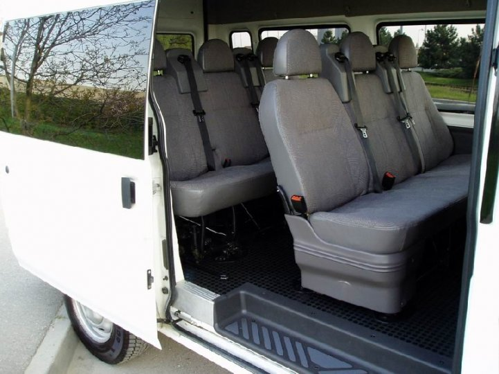 Ford Transit FT350 - 4