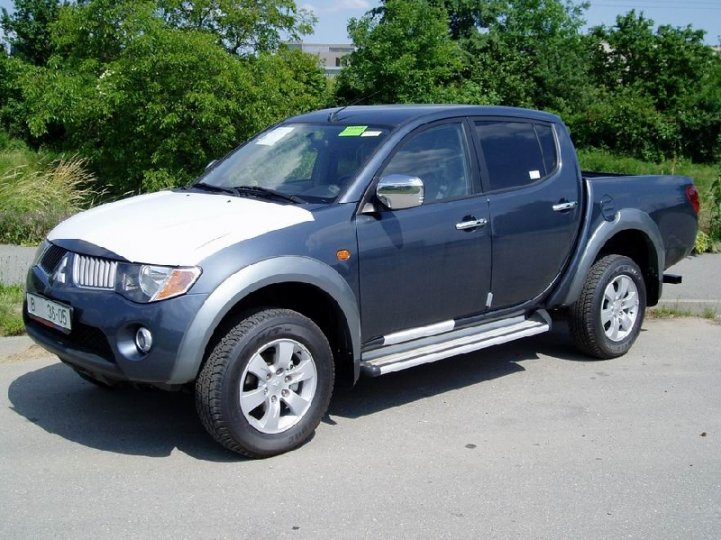 Mitsubishi L200 2.5did- double cab- - 1