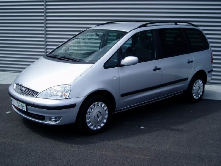Ford Galaxy 1.9tdi- trend - 1