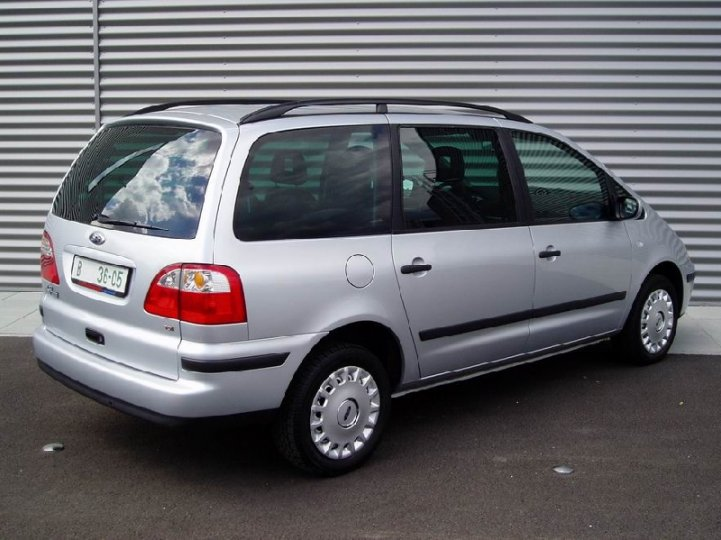 Ford Galaxy 1.9tdi- trend - 3