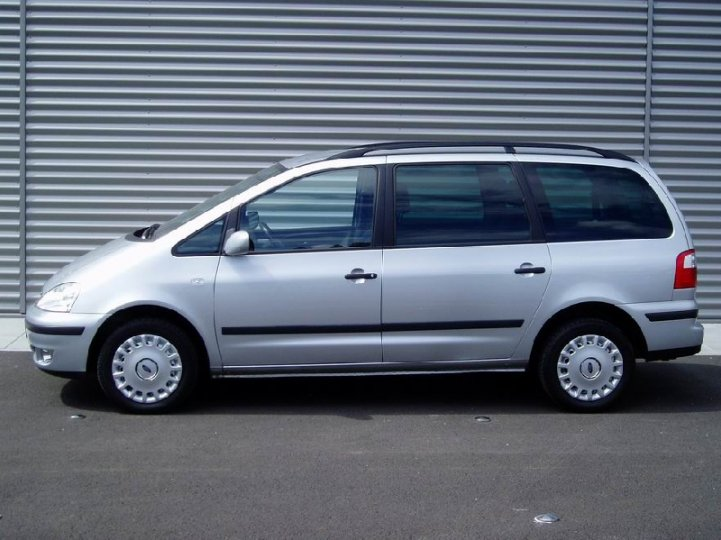 Ford Galaxy 1.9tdi- trend - 2