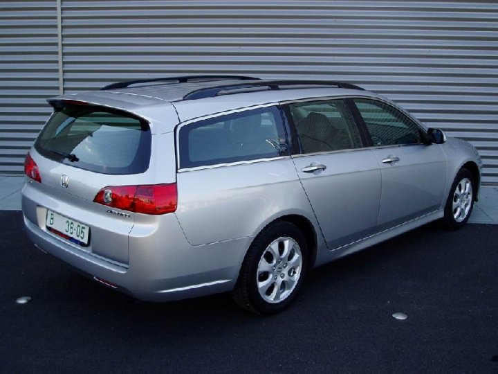 Honda Accord Tourer 2.2CDti - 3