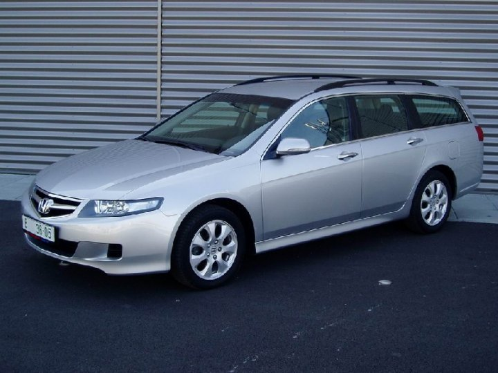 Honda Accord Tourer 2.2CDti - 1