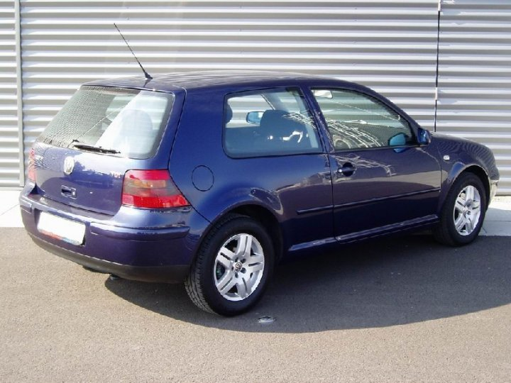 Volkswagen Golf 1.9 TDi- edition - 3