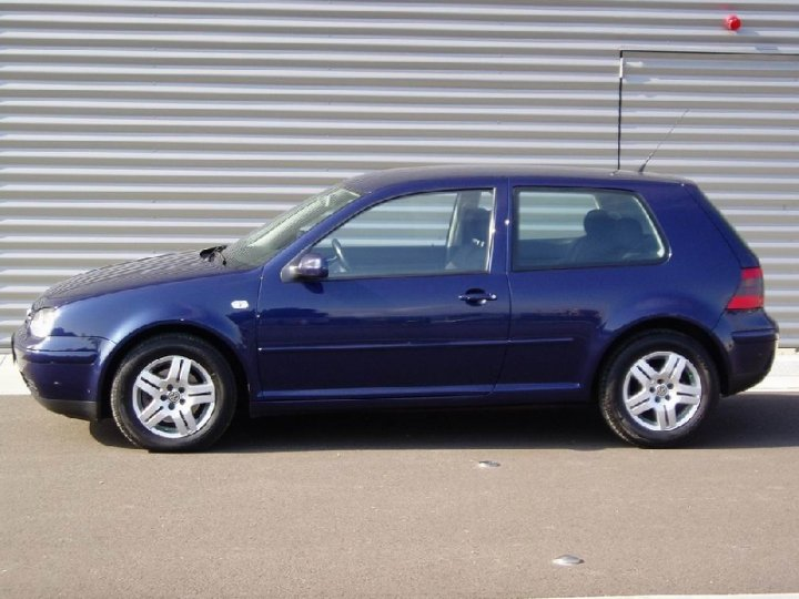 Volkswagen Golf 1.9 TDi- edition - 2