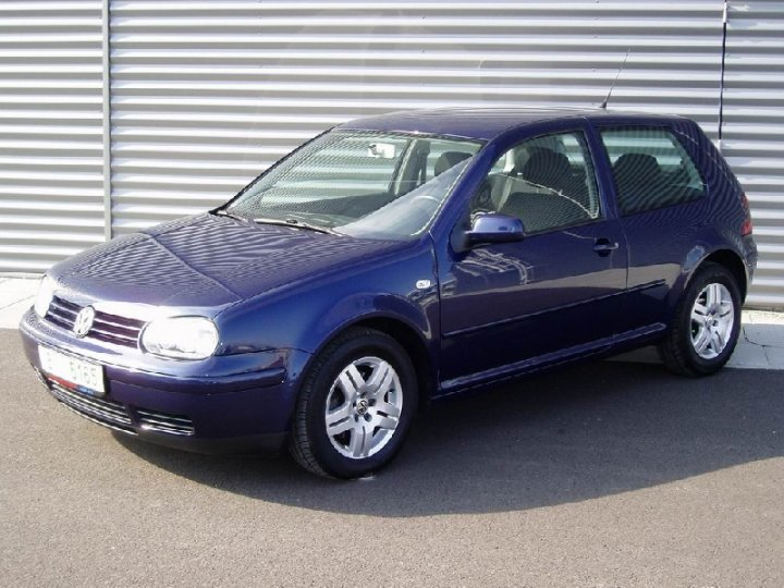 Volkswagen Golf 1.9 TDi- edition - 1