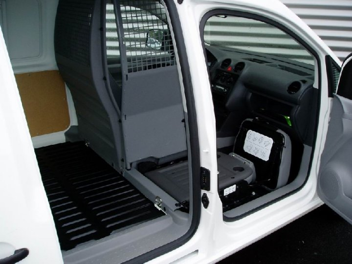 Volkswagen Caddy 2.0sdi - 4