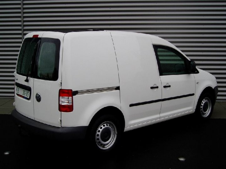Volkswagen Caddy 2.0sdi - 2