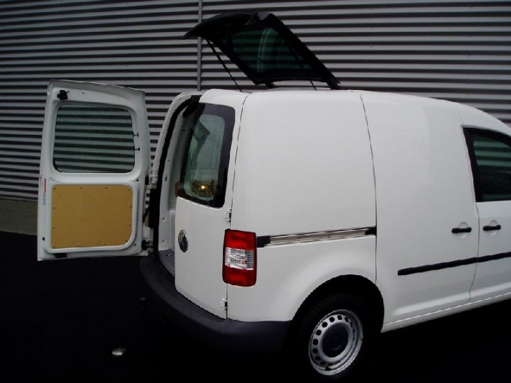 Volkswagen Caddy 2.0sdi - 3