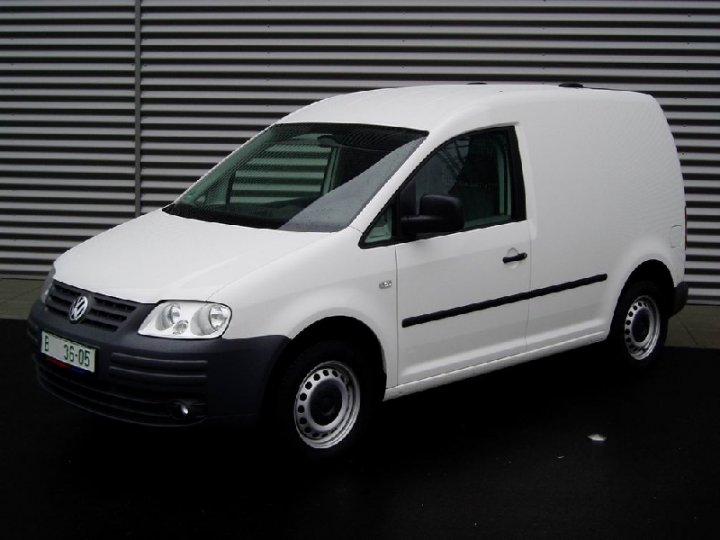Volkswagen Caddy 2.0sdi - 1