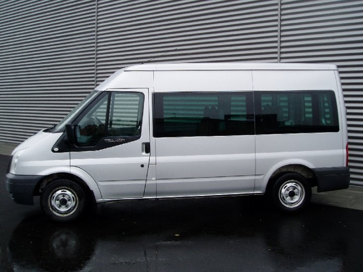 Ford Transit FT - 2